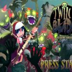 Twin Blades The Reaping Vanguard PSP ISO