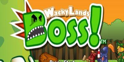 Wackylands Boss PSP ISO