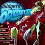 Widgets Odyssey II PSP ISO