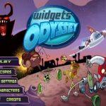 Widgets Odyssey PSP ISO