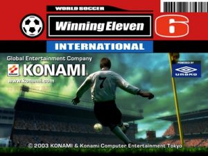 Winning Eleven 6 International PS2 ISO - Download Game PS1 ...