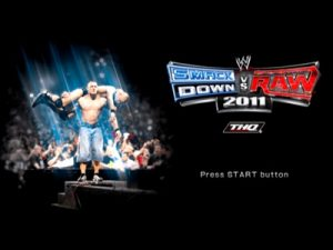 WWE Smackdown Vs Raw 2011 PS2 ISO - Download Game PS1 PSP Roms Isos