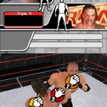 WWE Smackdown Vs Raw 2008 NDS Rom