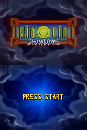 xiaolin showdown nds rom