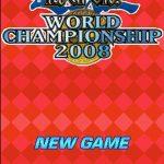 Yu Gi Oh World Championship 2008 NDS Rom
