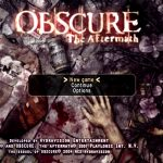 Obscure The Aftermath PS2 ISO