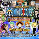One Piece Pirates Carnival PS2 ISO