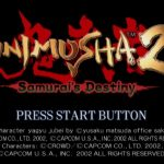 Onimusha 2 Samurai Destiny PS2 ISO