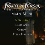 Prince of Persia The Two Thrones PS2 ISO