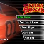 The Dukes of Hazzard PS1 ISO