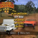 The Dukes of Hazzard 2 PS1 ISO