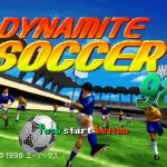 Dynamite Soccer 98 PS1 ISO