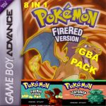 8 in 1 GBA Collection Series : Pokemon !!