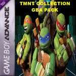 TMNT Collection GBA Pack