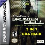 Tom Clancy's GBA Roms Pack Collection