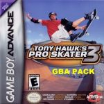 GBA Pack Collection Tony Hawk's Game