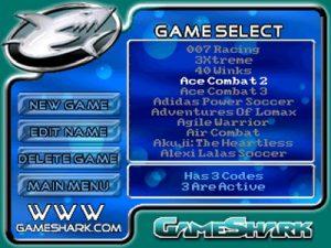 Gameshark Version 4 PS1 ISO - Download Game PS1 PSP Roms