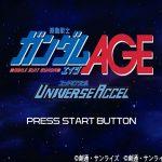 Kidou Senshi Gundam Age Universe Accel English Patch PSP ISO