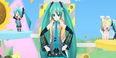 Hatsune Miku Project Diva Extend PSP ISO