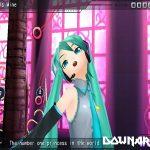 Hatsune Miku Project Diva English Patch PSP ISO