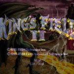 King's Field II PS1 ISO