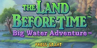 Land Before Time Big Water Adventure PS1 ISO