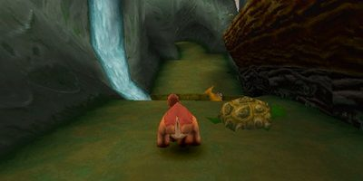 Land Before Time Racing Adventure PS1 ISO