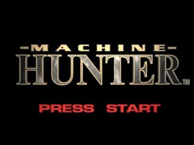 machine hunter ps1 iso