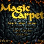 Magic Carpet PS1 ISO