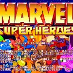 Marvel Super Heroes PS1 ISO