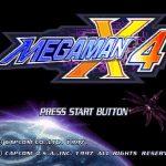 Megaman X4 PS1 ISO