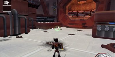 Ratchet Deadlocked PS2 ISO