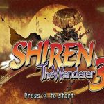 Shiren The Wanderer 3 English Patch PSP ISO
