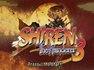 shiren the wanderer english patched psp iso