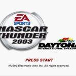 Nascar Thunder 2003 PS1 ISO