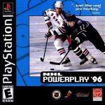 NHL Powerplay 96 PS1 ISO