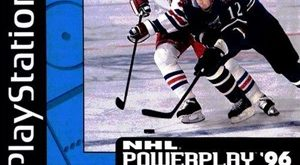 nhl powerplay 96 psx cover art