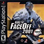 NHL Faceoff 2001 PS1 ISO