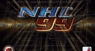 nhl 99 psx loading menu