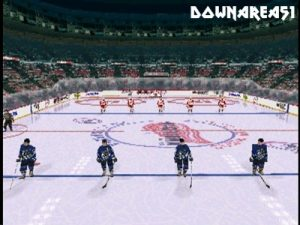 NHL Faceoff 99 PS1 ISO - Download Game PS1 PSP Roms Isos