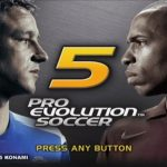 Pro Evolution Soccer 5 PS2 ISO