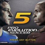 Pro Evolution Soccer 5 PS2 ISO