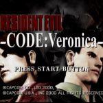 R.E Code Veronica DC ISO