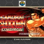 Samurai Shodown Anthology PS2 ISO