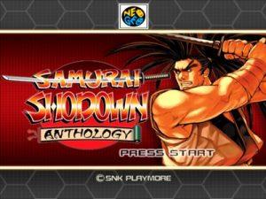 Samurai Shodown Anthology Ps2 Iso Download Game Ps1 Psp Roms Isos