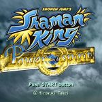 Shaman King Power of Spirit PS2 ISO