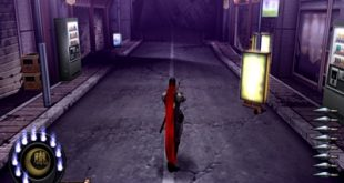 shinobi ps2 gameplay screenshot