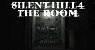silent hill 4 the room menu ps2 image