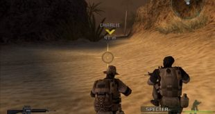 SOCOm 3 US navy Seals PS2 Image