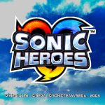 Sonic Heroes PS2 ISO